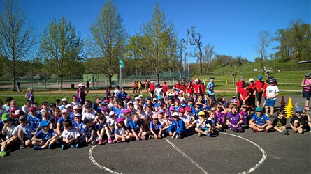 Challenge EA, Meeting de Printemps et Tulle Brive Nature